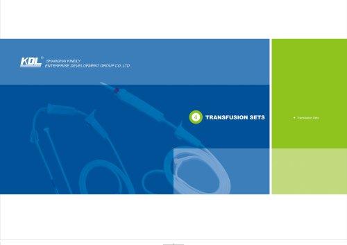 TRANSFUSION SETS