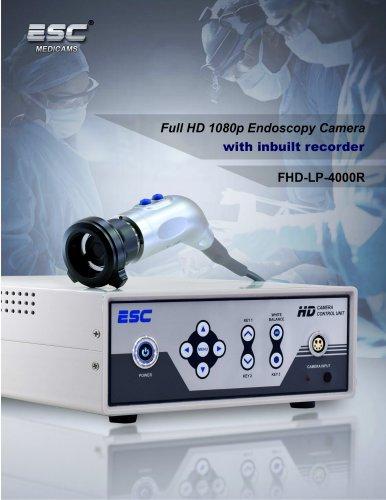 ESC Medicams Endoscopy Camera Full HD 1080p Laparoscopy Endoscope Camera