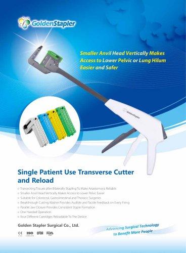 GoldenStapler CCZB40G Linear surgical stapler