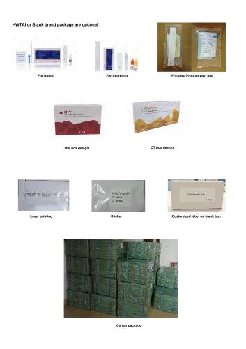 Blank brand package are optional (OEM)