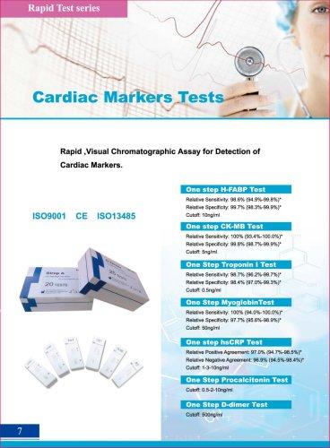 Cardiac makers test-Hwtai
