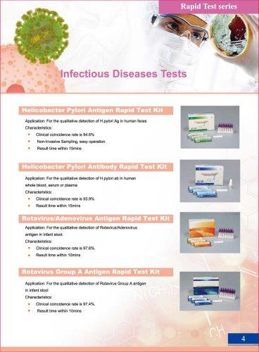 Infectious diseases tests-Hwtai
