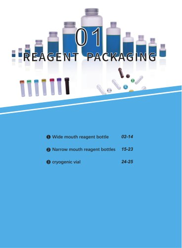 Reagent Bottle-Hwtai