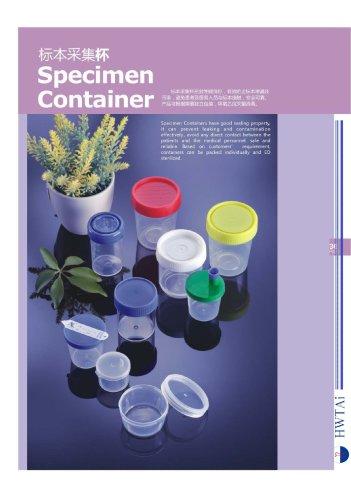 Specimen Container-Hwtai