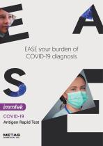 ImmTek COVID-19 Antigen Rapid Test Brochure