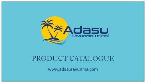 ADASU COVID CATALOUGE