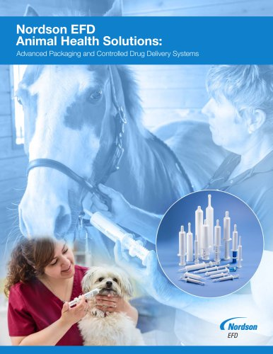 Nordson EFD Animal Health Solutions