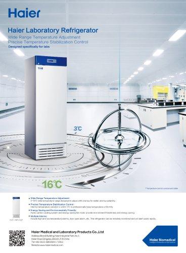 Haier Laboratory Refrigerator (HLR-198F)