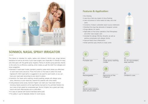 nasal irrigator manual pediatric