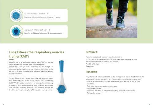 respiratory muscles exerciser