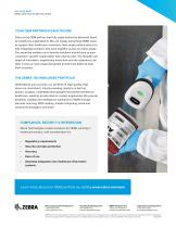 Zebra Healthcare Application Brief - 2