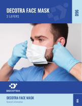DECOTRA FACE MASK
