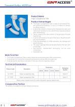 Singer Laryngectomy Tube SLT-T6