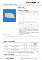 Thermoplastic Nasal Splint TNS