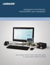 microSTAR® ii and nanoDots™