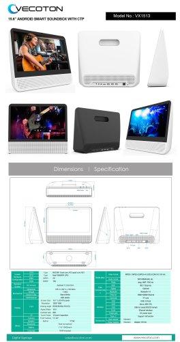 Android smart soundbox