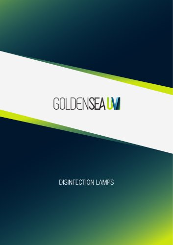 DISINFECTION LAMPS