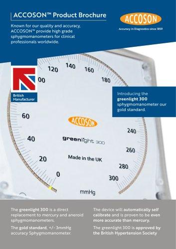 Accoson Product Brochure