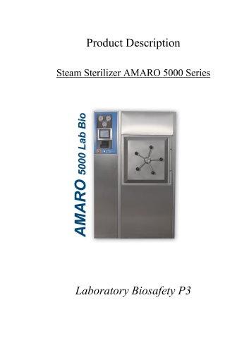 Amaro 5000 - Biosafety BL3