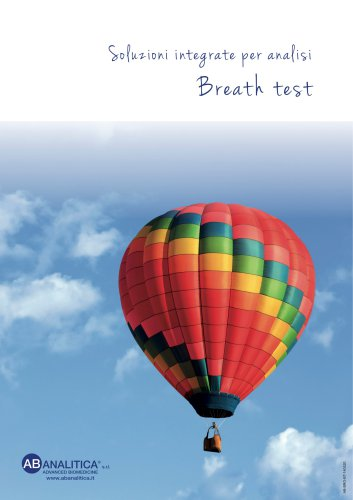 AB 13C Breath test