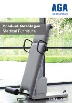 Product catalogue - Medical furniture