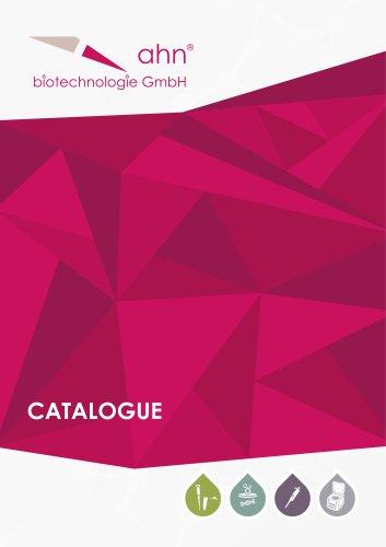 AHN catalogue