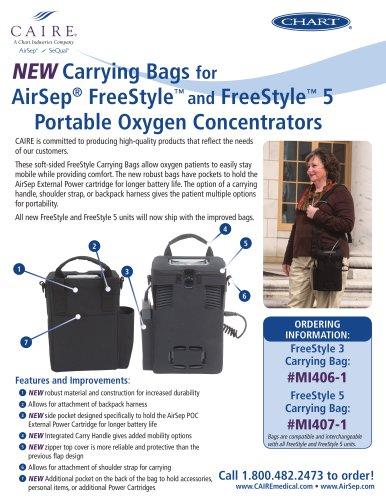 AirSep FreeStyle Bag