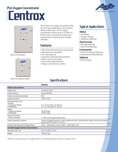 Centrox Cutsheet