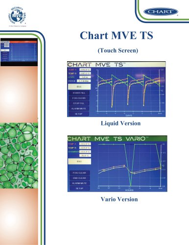 MVE Touch Screen controller overview