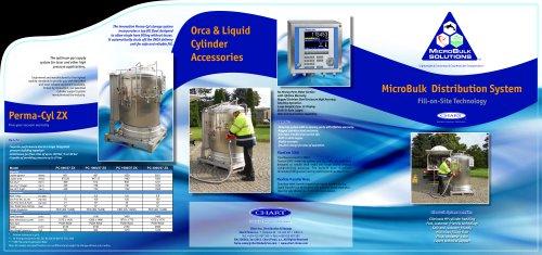 Orca & Liquid Cylinder Accessories