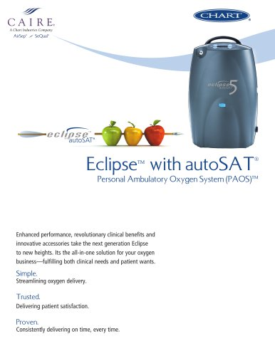 SeQual Eclipse™ with autoSAT® (apples to apples)