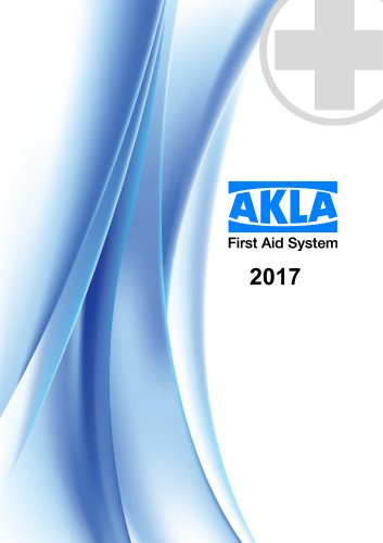 Image akla-first-aid-system-catalog-2017