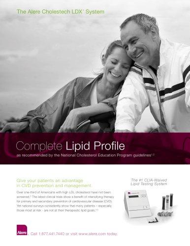 Alere Cholestech LDX® System