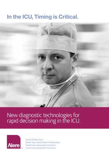 Alere ICU Product Brochure