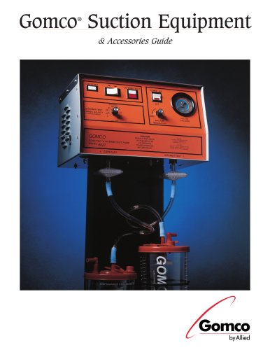 Gomco® Suction Equipment