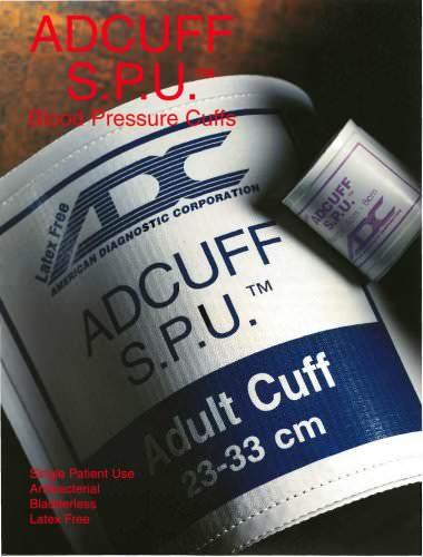 Adcuff Literature