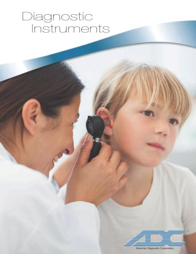 Diagnostic Instruments - Literature