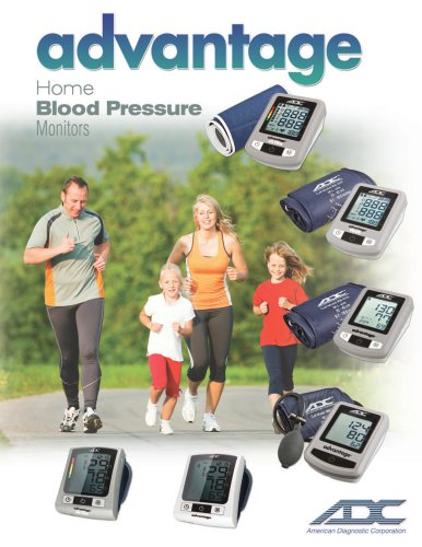 Digital Blood Pressure Brochure