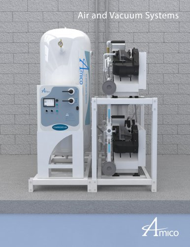 Medical Air Compressors and Vacuum Systems