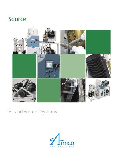 Medical Air Compressors and Vacuum Systems - 2012