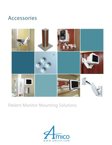 Patient Monitor Mounting Solutions