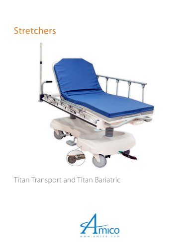 Titan Series Stretcher
