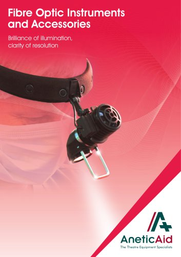 Fibre Optic Instruments & Accessories Catalogue