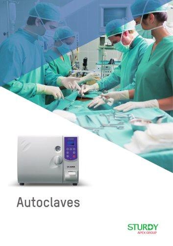 Sturdy autoclave series