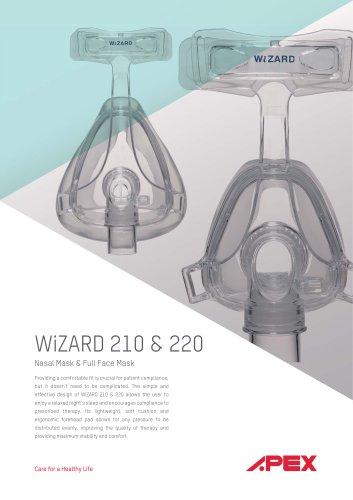 Wizard 210 & 220