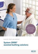 System 2000® assisted bathing solutions