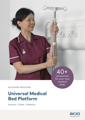 Universal Medical Bed Platform Accessories