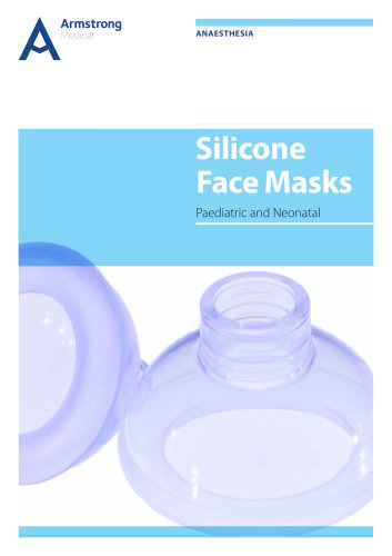 Round Silicone Face Masks