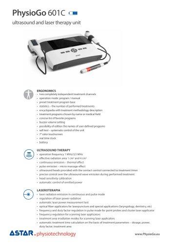 PhysioGo 601C - product card