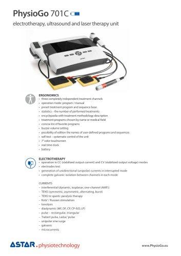PhysioGo 701C - product card